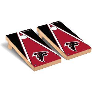 Atlanta Falcons 24″ x 48″ Triangle Cornhole Game Set