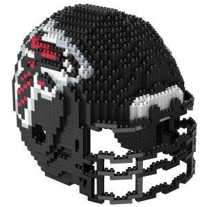 Atlanta Falcons 3D Helmet BRXLZ Puzzle