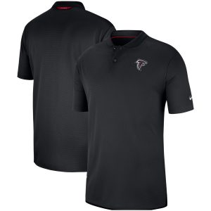 Atlanta Falcons Nike Sideline Elite Coaches Performance Polo