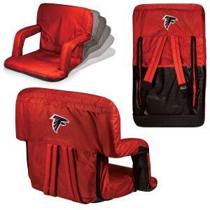 Atlanta Falcons Ventura Seat Portable Recliner Chair