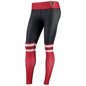 Atlanta Falcons Women's Colorblock Stripe Leggings