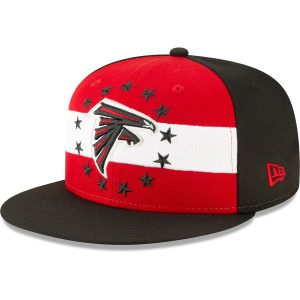Atlanta Falcons New Era 2019 NFL Draft On-Stage Official 59FIFTY Fitted Hat