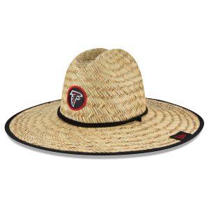 Atlanta Falcons New Era 2020 NFL Summer Straw Hat